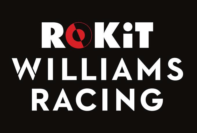 Italy williams f1 race day hospitality logo