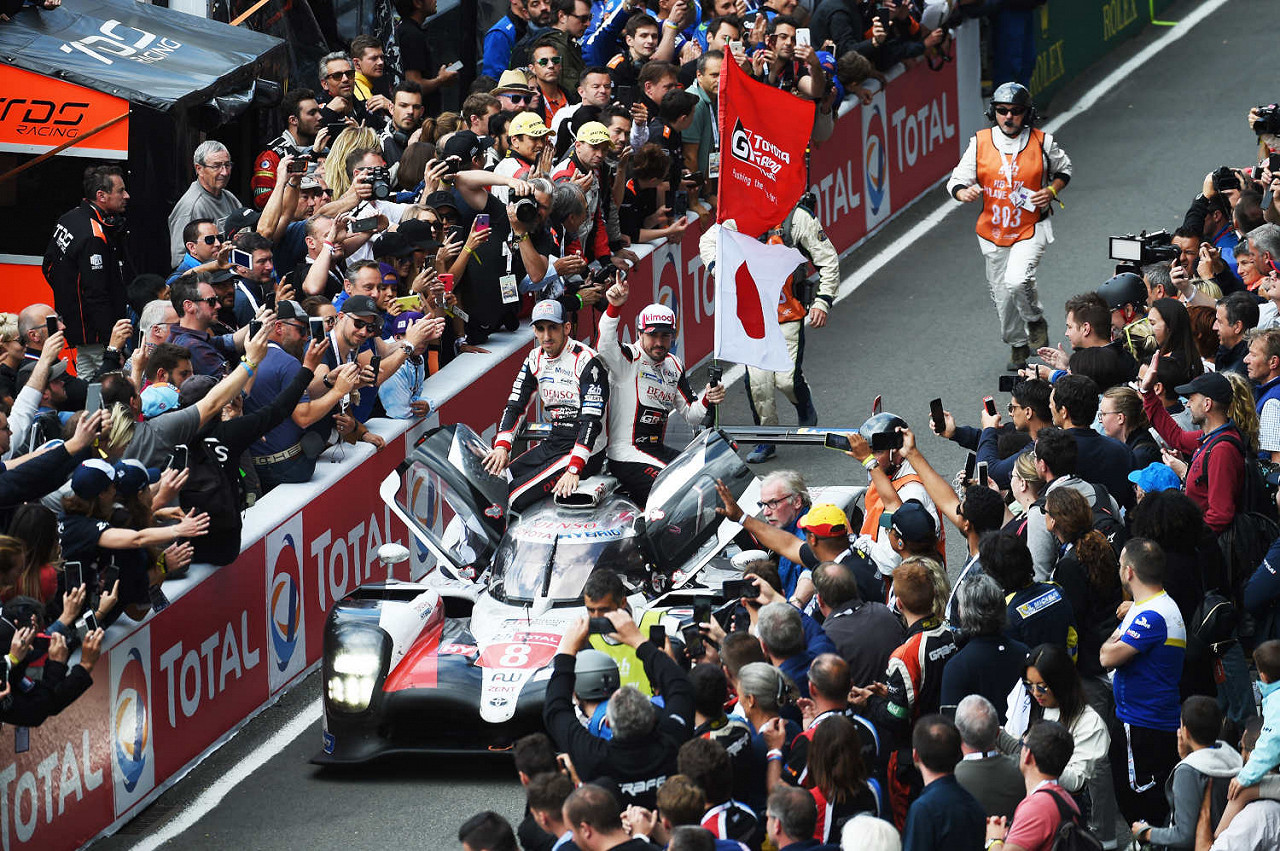 FIA WEC 24 Hours of Le Mans 2020