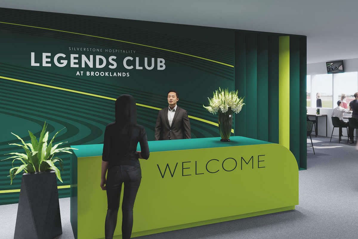 Legends Club Hospitality