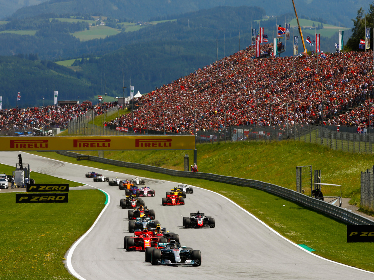 Making a Holiday of the Austrian Grand Prix