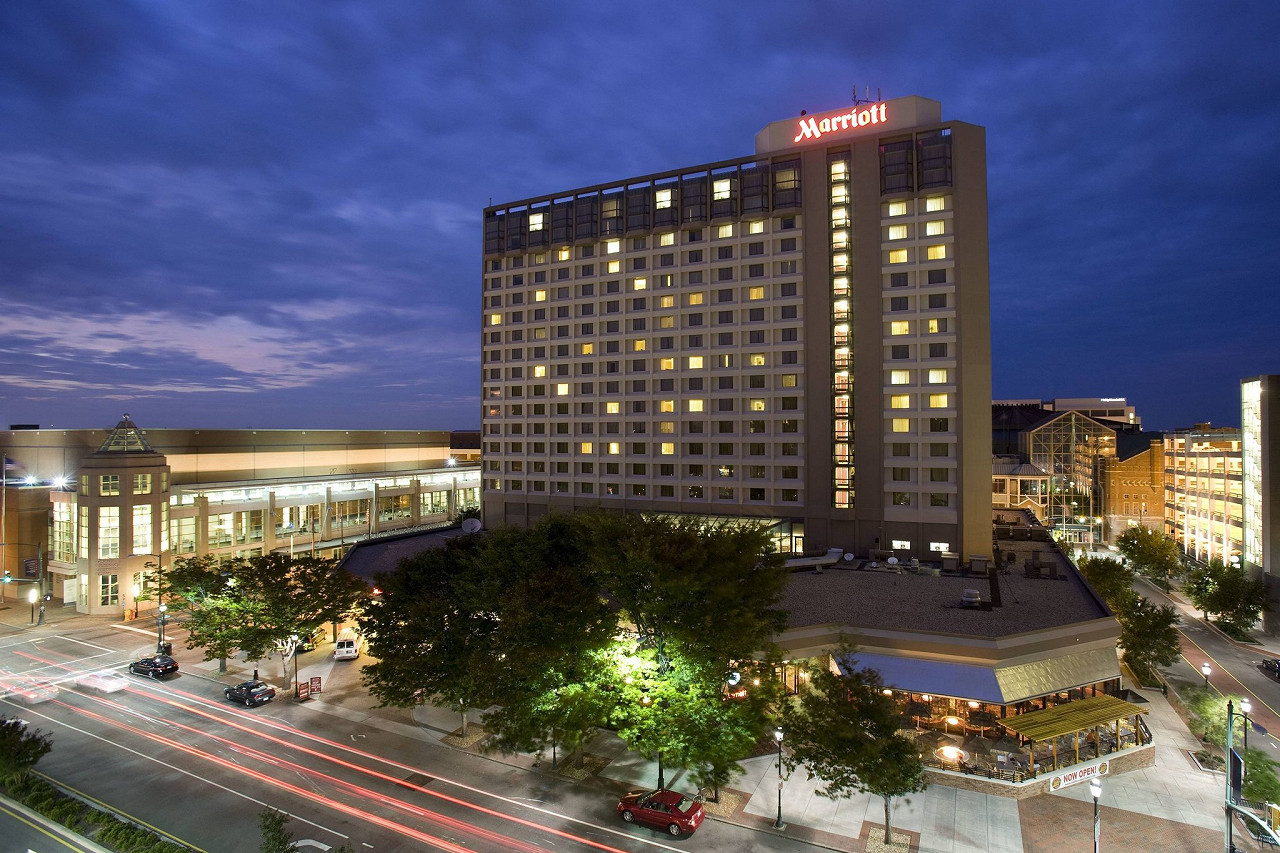 Richmond Marriot - Doubleheader & Friday GA Ticket - Commonwealth Tower