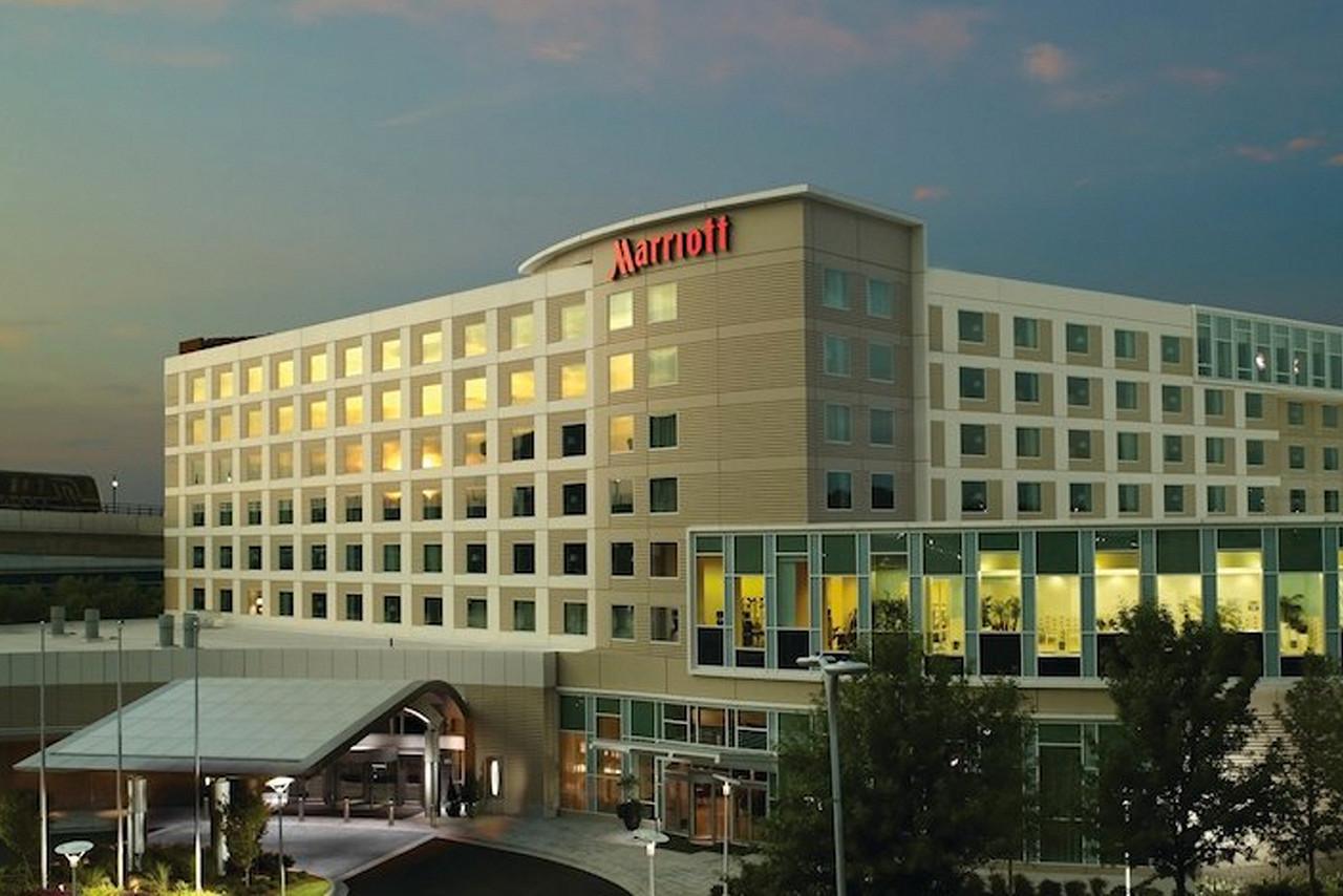 Marriott Atlanta - Sunday - Talladega Grandstand