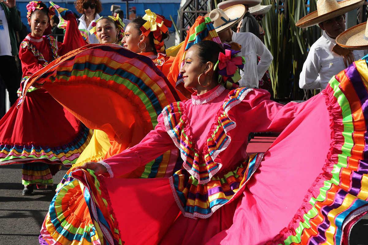 Mexico entertainment
