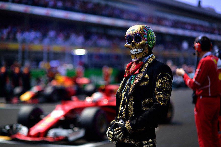 Mexico mexican sugar skull mask