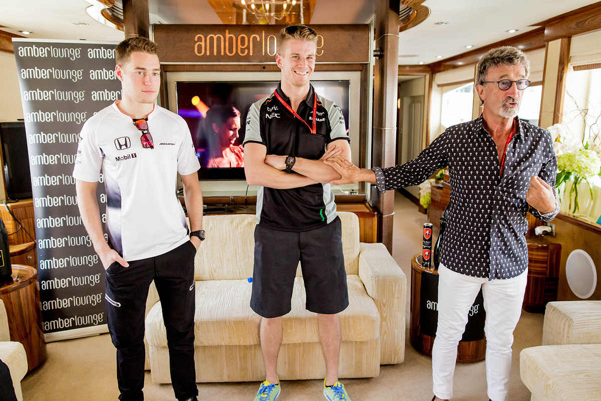 Monaco amber lounge celebrity yacht interview