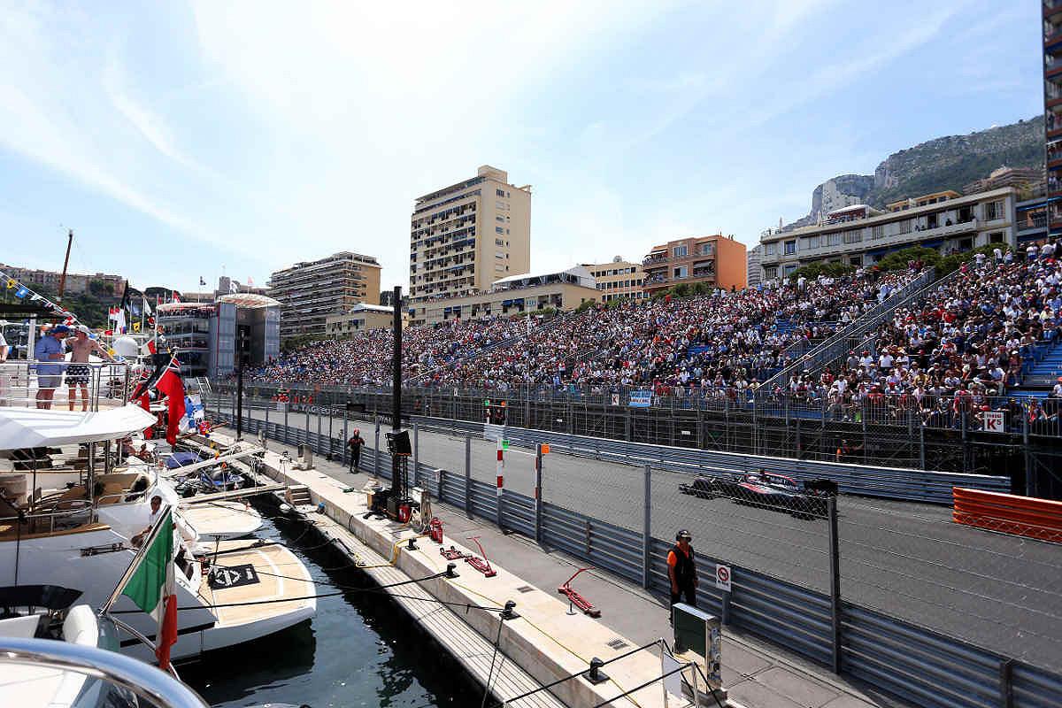 Amber Lounge Celebrity Yacht | Monaco Formula 1 Grand Prix ...