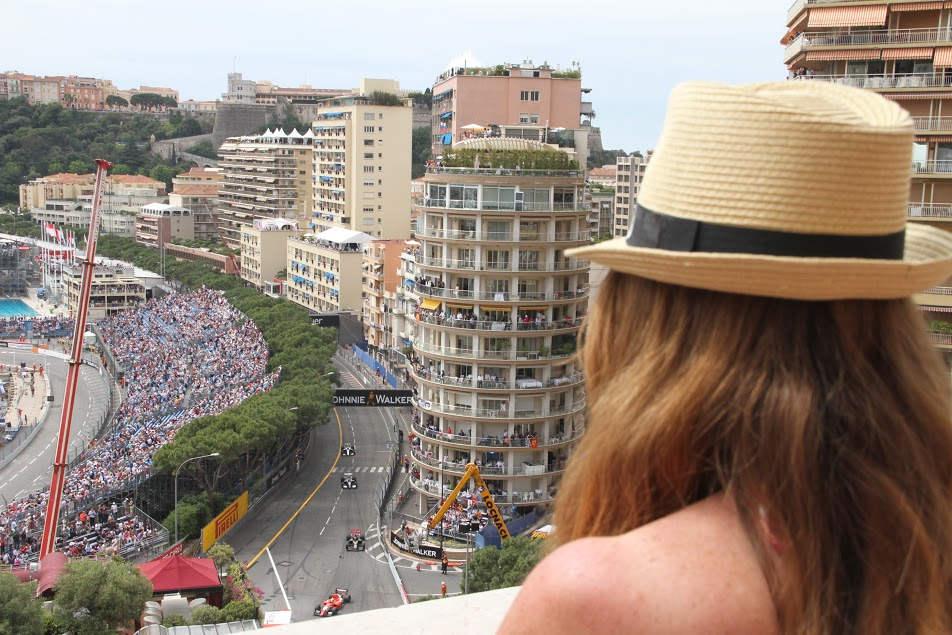 Monaco club f1 platinum package view