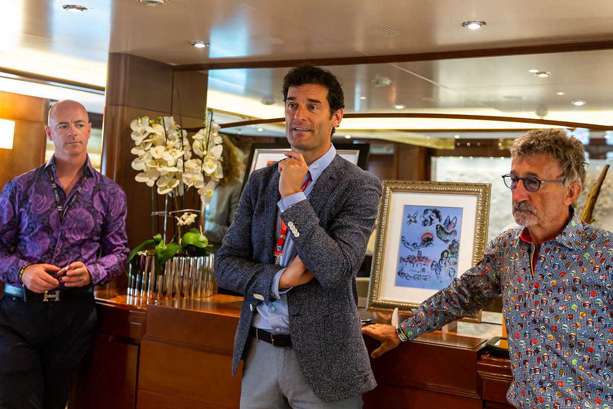 Monaco harbour club vip yacht sunday q a