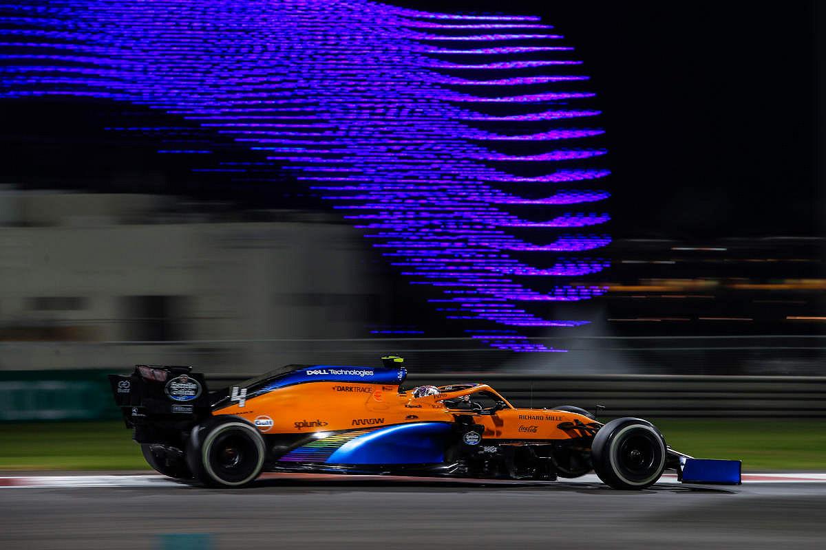 Monaco mclaren f1 experience on track action