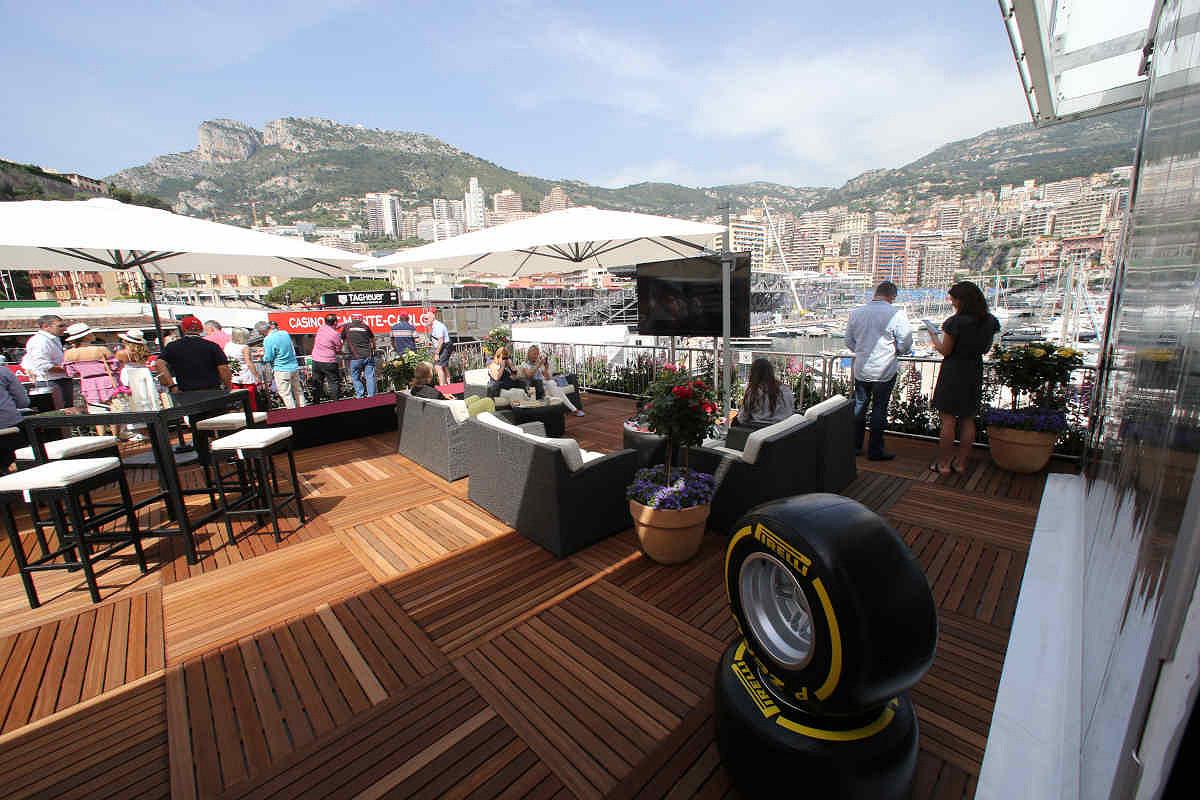 Monaco terrace