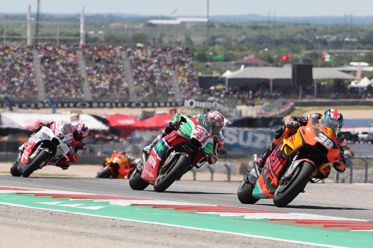 Америк MotoGP 2021 ОБЗОР