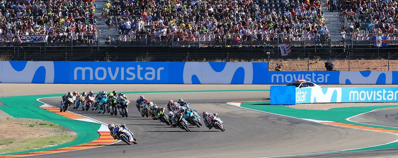 Gran Premio d'Aragona di MotoGP 2020 Circuito