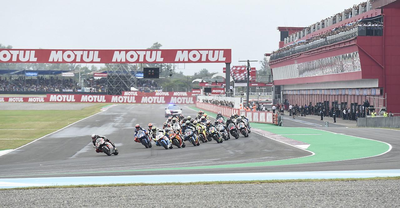 d'Argentina MotoGP 2021 Circuito