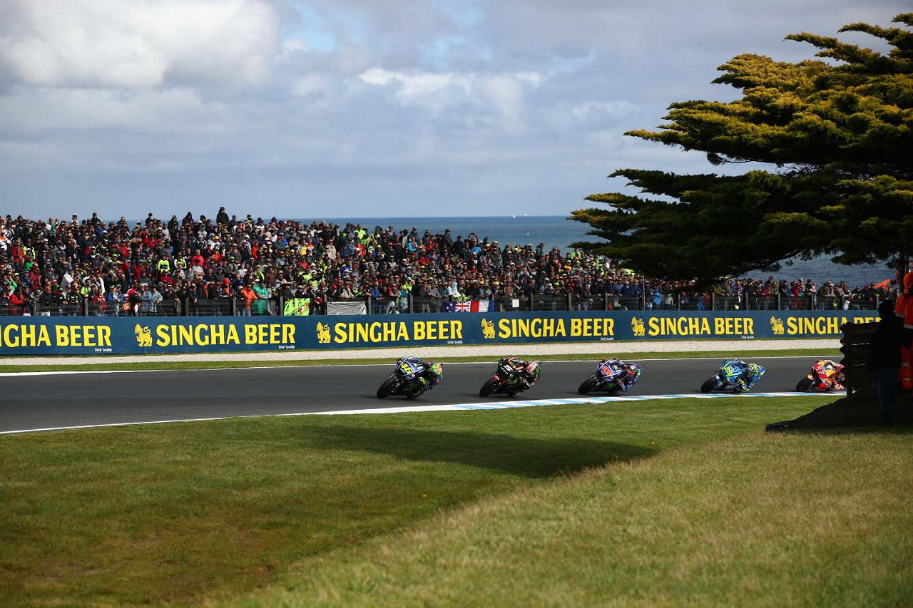Gran Premio d'Australia di MotoGP 2020 Circuito