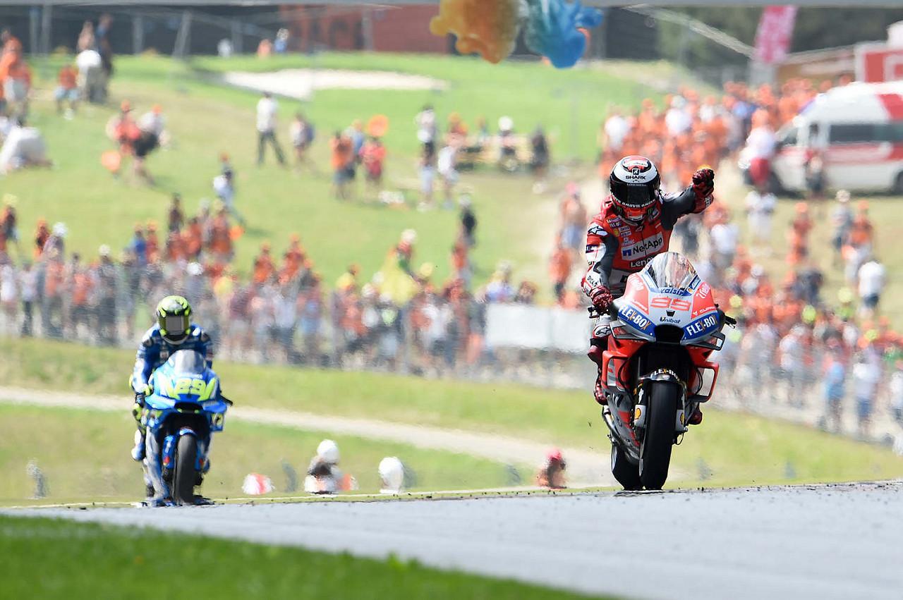 MotoGP Großer Preis von Österreich 2020 ÜBERBLICK