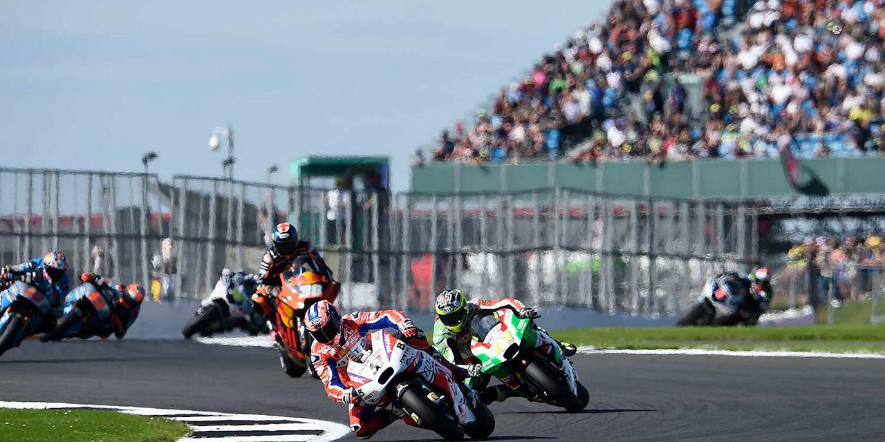 Gran Premio de Gran Bretaña de MotoGP 2020 Circuito