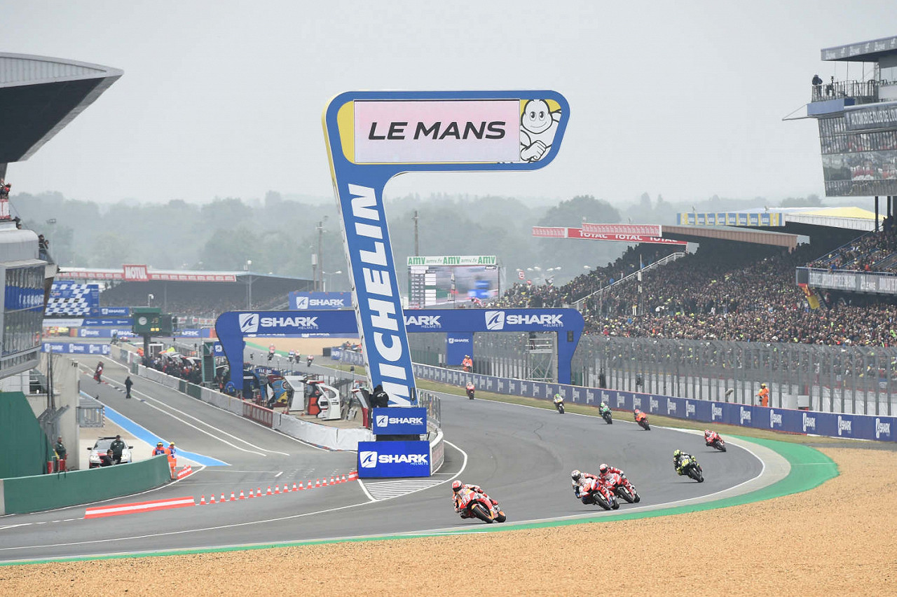 MotoGP Франции 2020 ОБЗОР