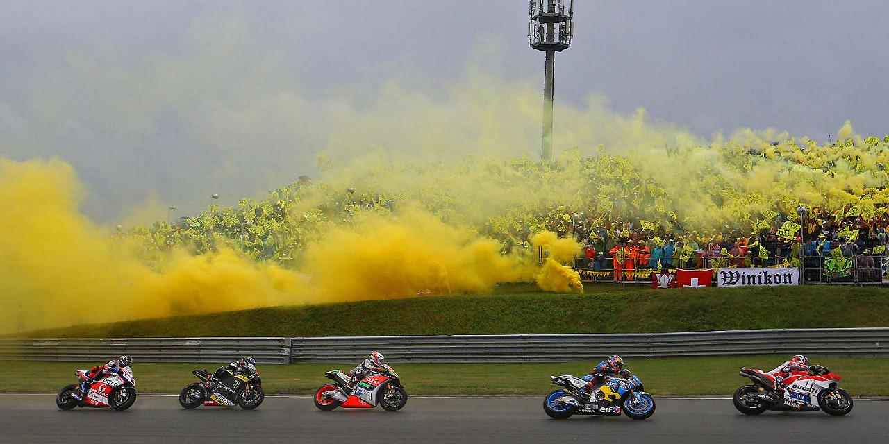 di Germania MotoGP 2021 Circuito