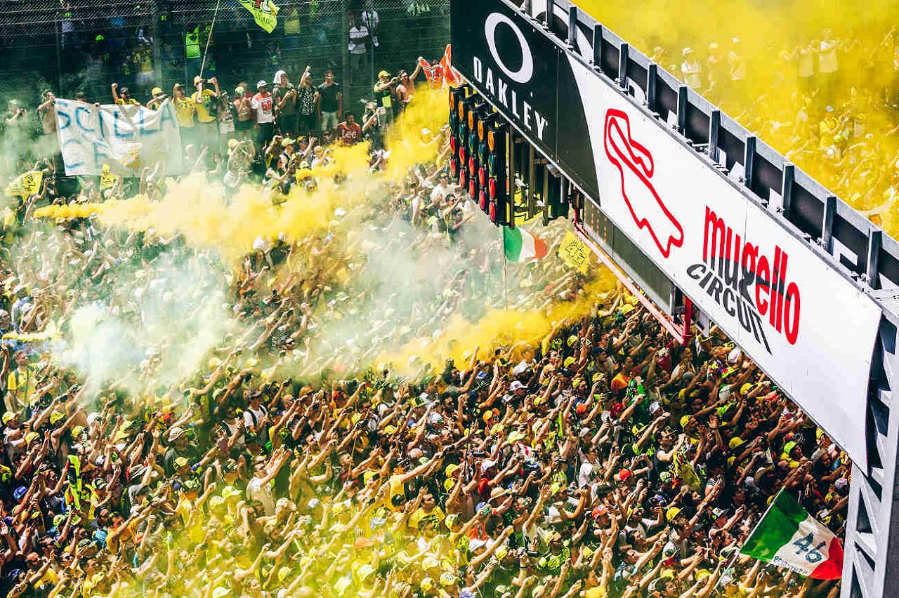 d'Italia MotoGP 2021 Circuito