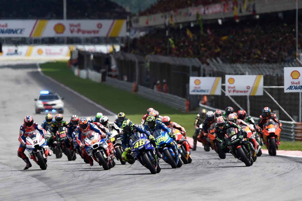 della Malesia MotoGP 2021 Circuito