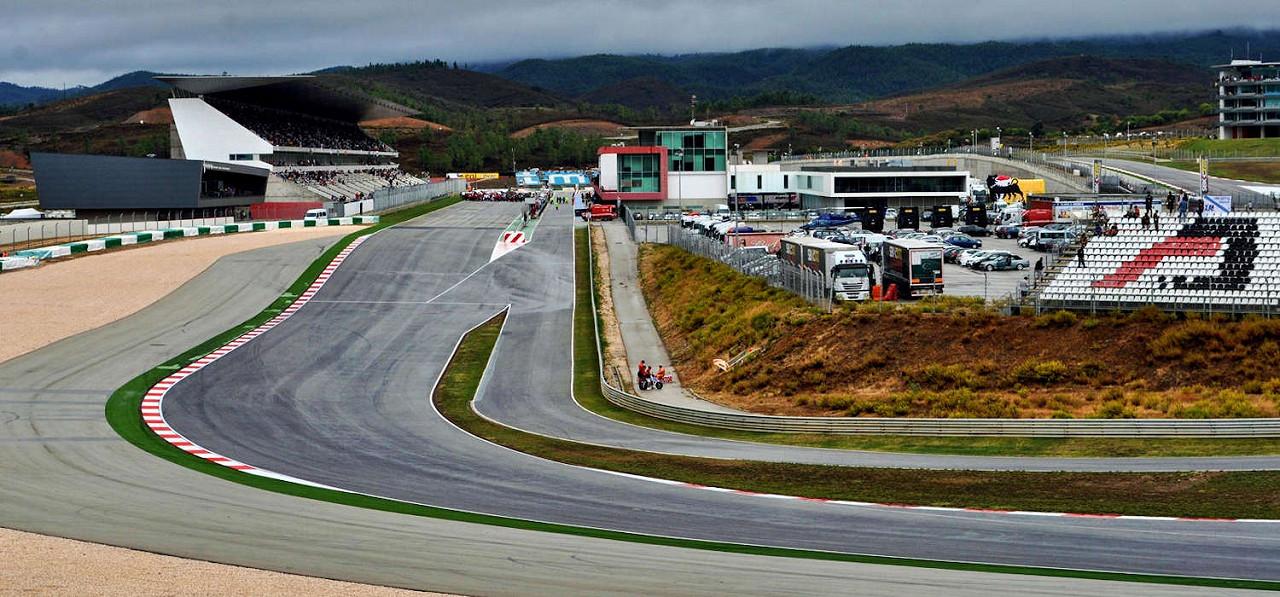 Portuguese MotoGP 2020 Circuito