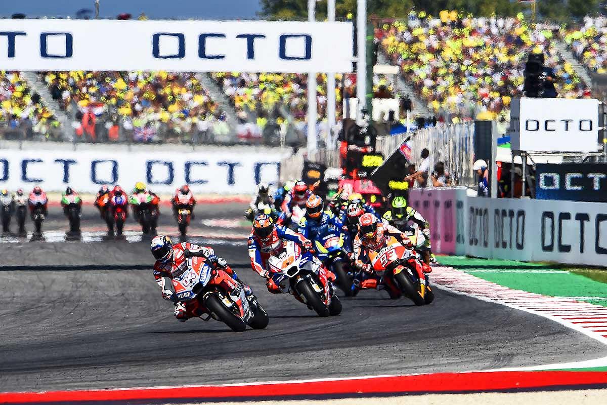 Gran Premio di San Marino di MotoGP 2020 Circuito
