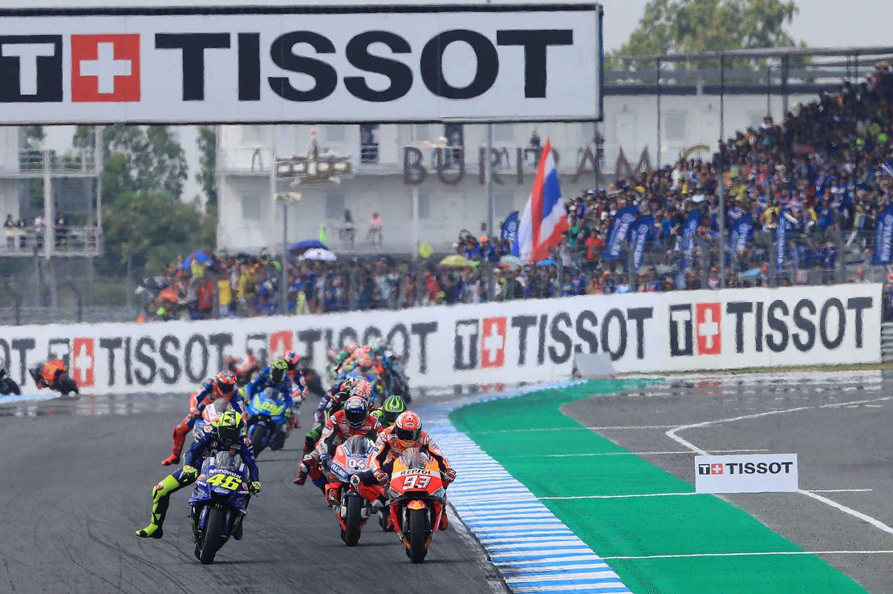 Thailand MotoGP 2021 Sommaire