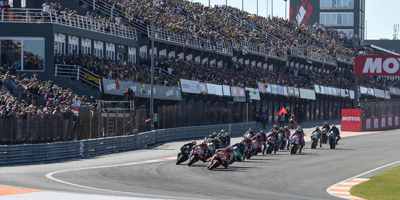 MotoGP Валенсии 2020 ОБЗОР