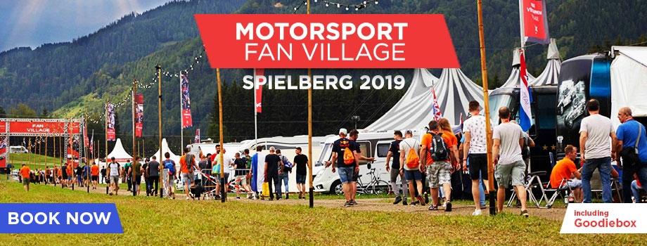 Motorsport Fan Village Spielberg