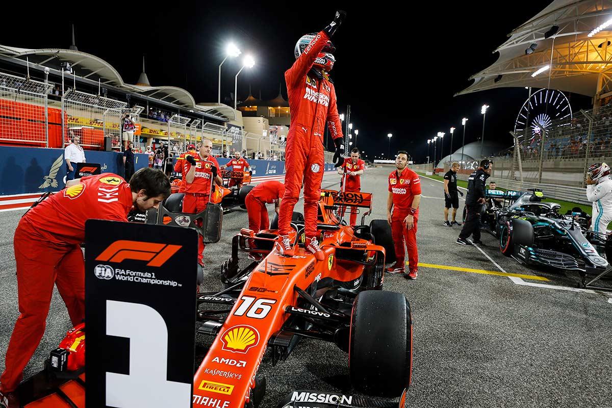 Motorsport is back!
