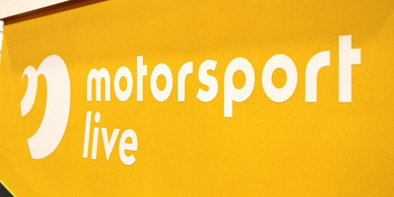 Motorsport Live at Autosport International