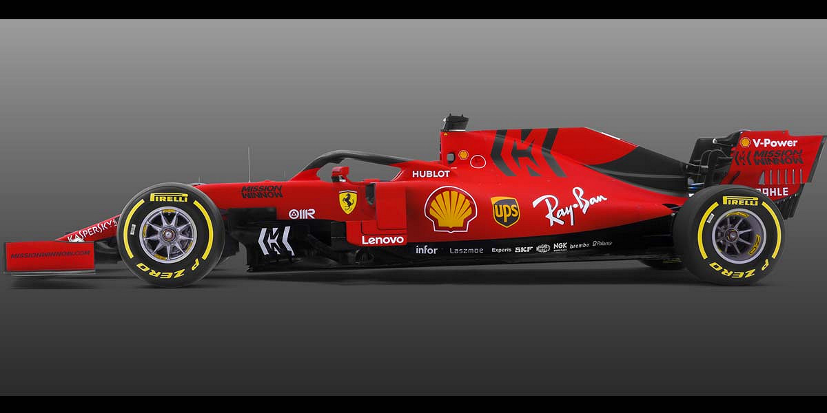 New Ferrari Launched