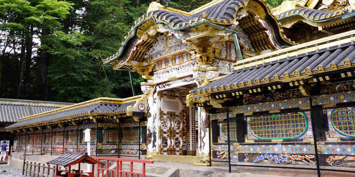 Nikko Toghogu Shrine