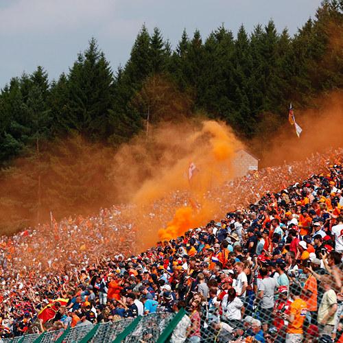 Orange Experience - Parabolica 21E