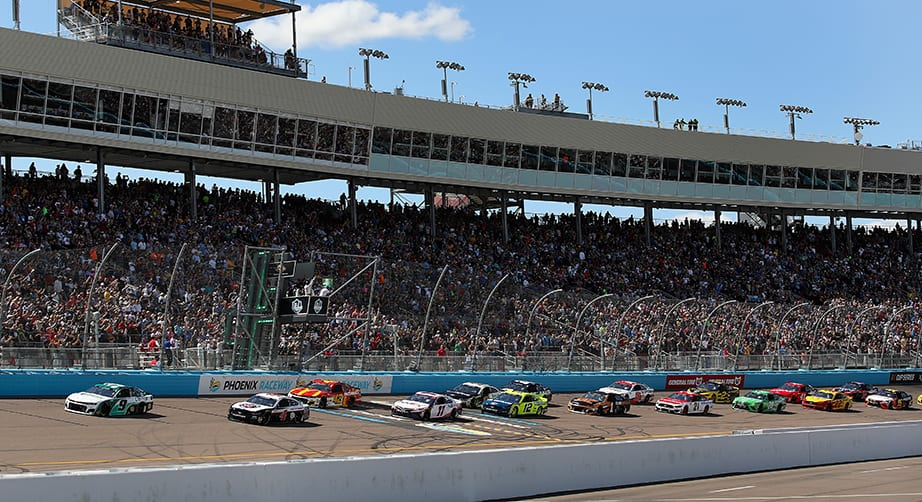 General Admission, Grandstand, and Hospitality