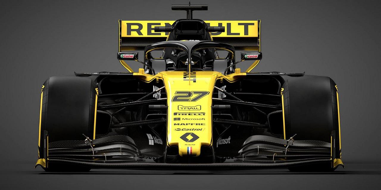 Renault and Ricciardo launch the R.S.19