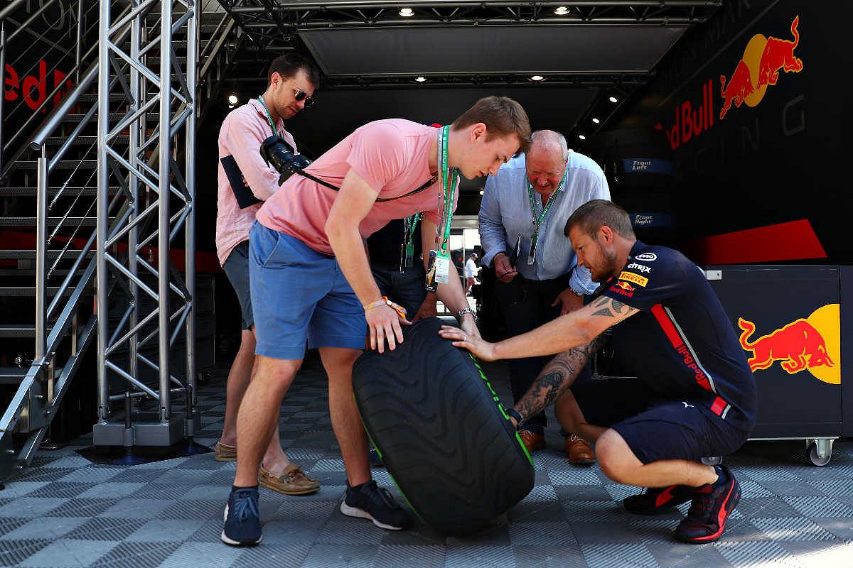 Russia tyre talk