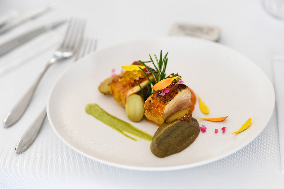 San marino gourmet catering