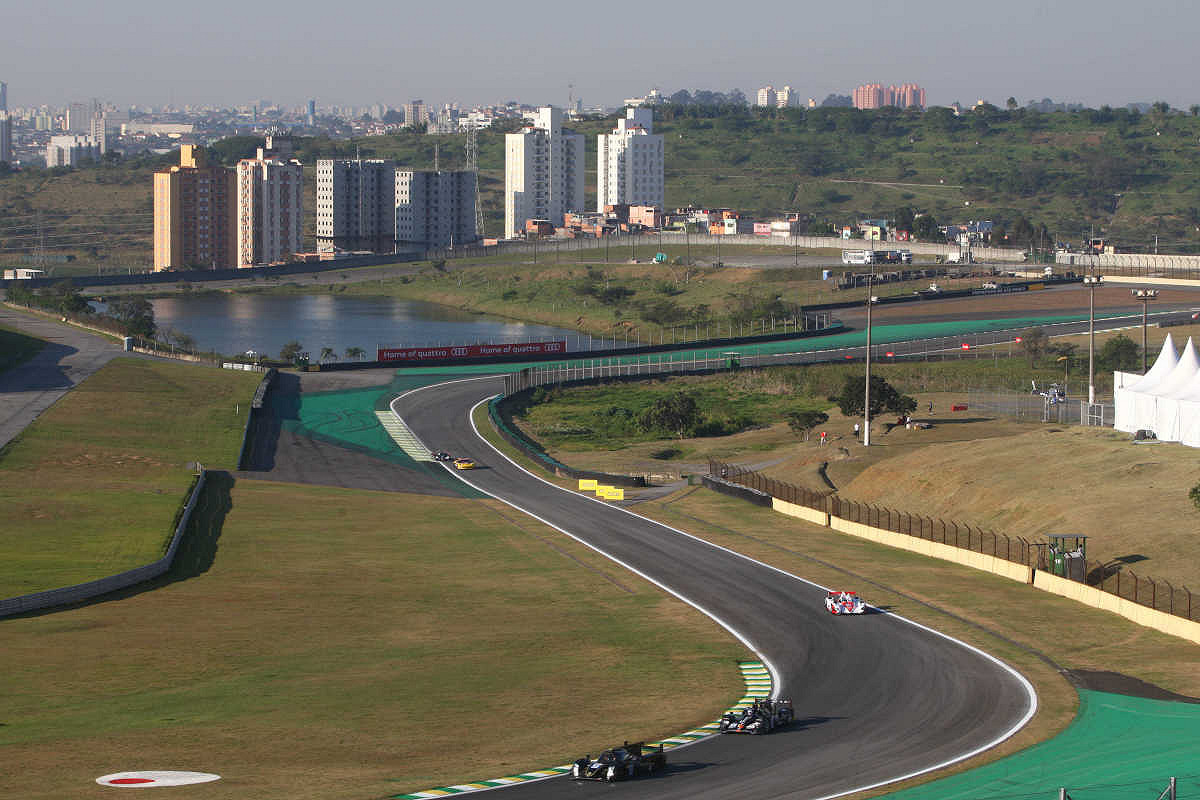 FIA WEC 6 Stunden von Sao Paulo