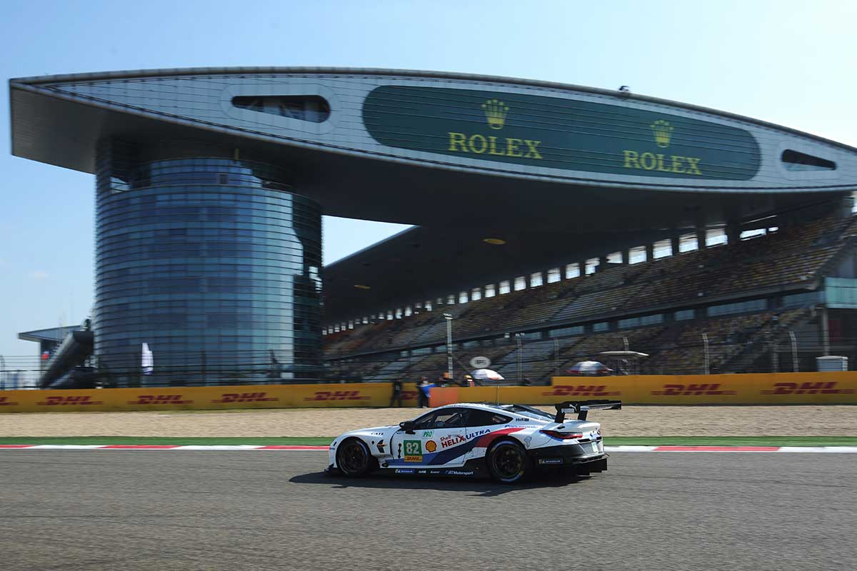 FIA WEC 4 Hours of Shanghai 2019