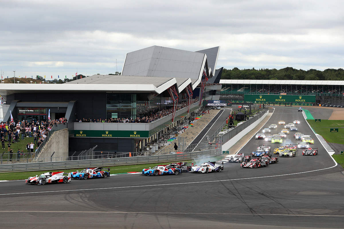FIA WEC 4 Hours of Silverstone 2019 ENTRY TICKETS - General Admission, Grandstand, and Hospitality