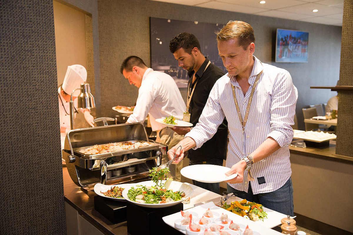 Singapore catering