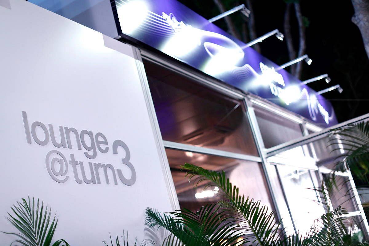 Singapore lounge