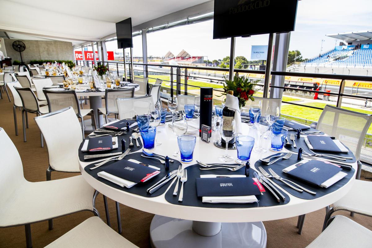 Spain red bull racing paddock club  paddock club club suite