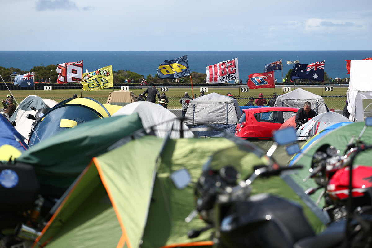 Phillip Island Circuit Campgrounds