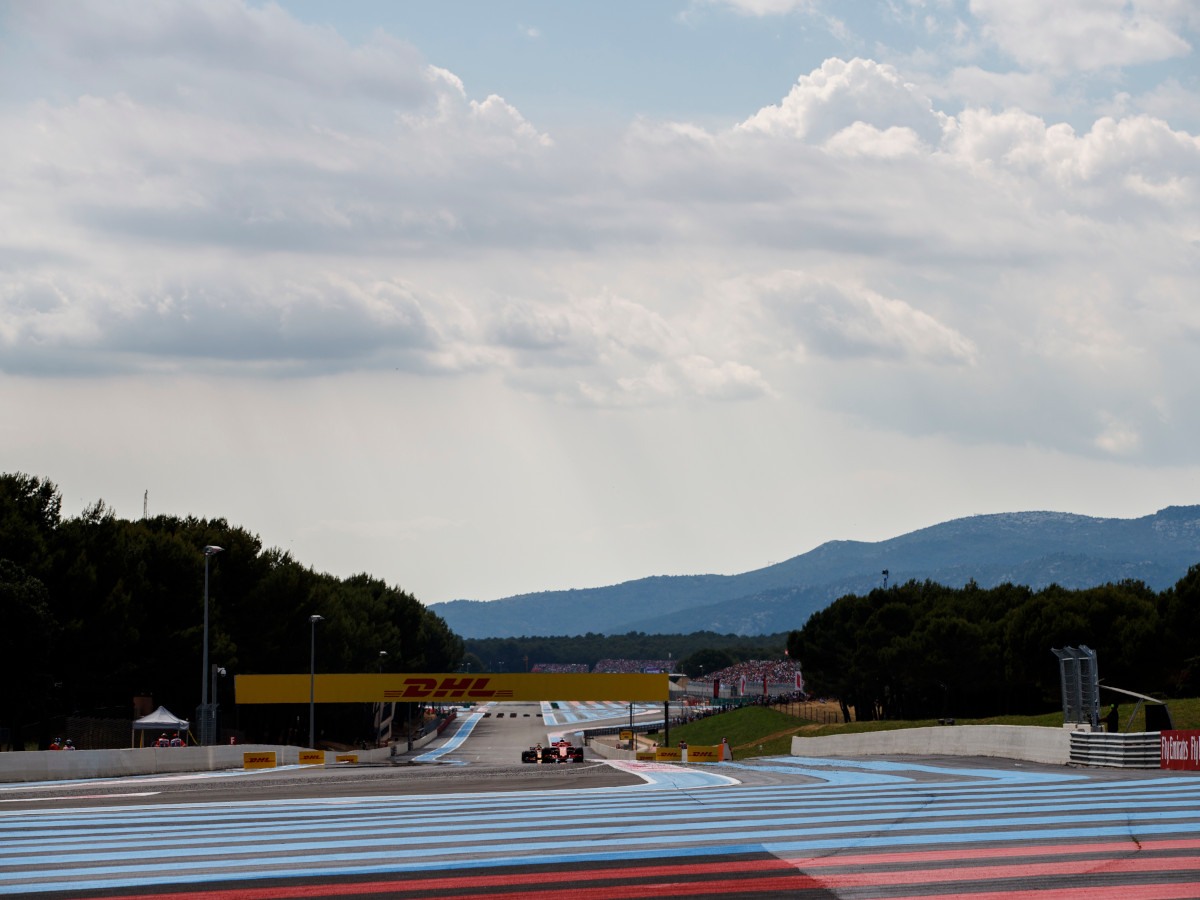The ex-team boss's mission to sort French GP