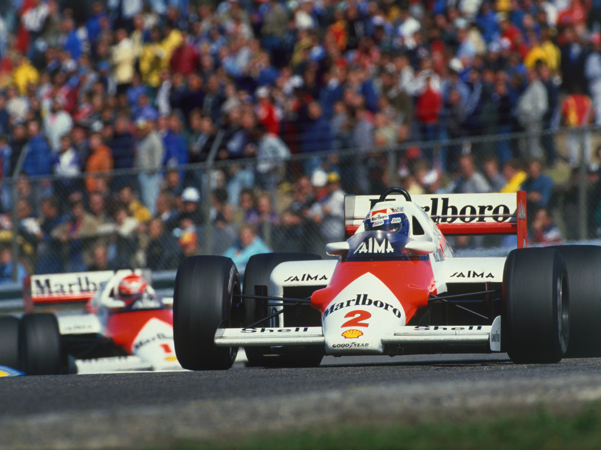 The fight to cling on to an F1 calendar place