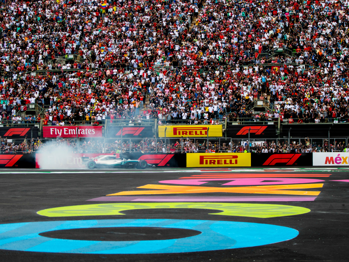 The History of the Mexican Grand Prix