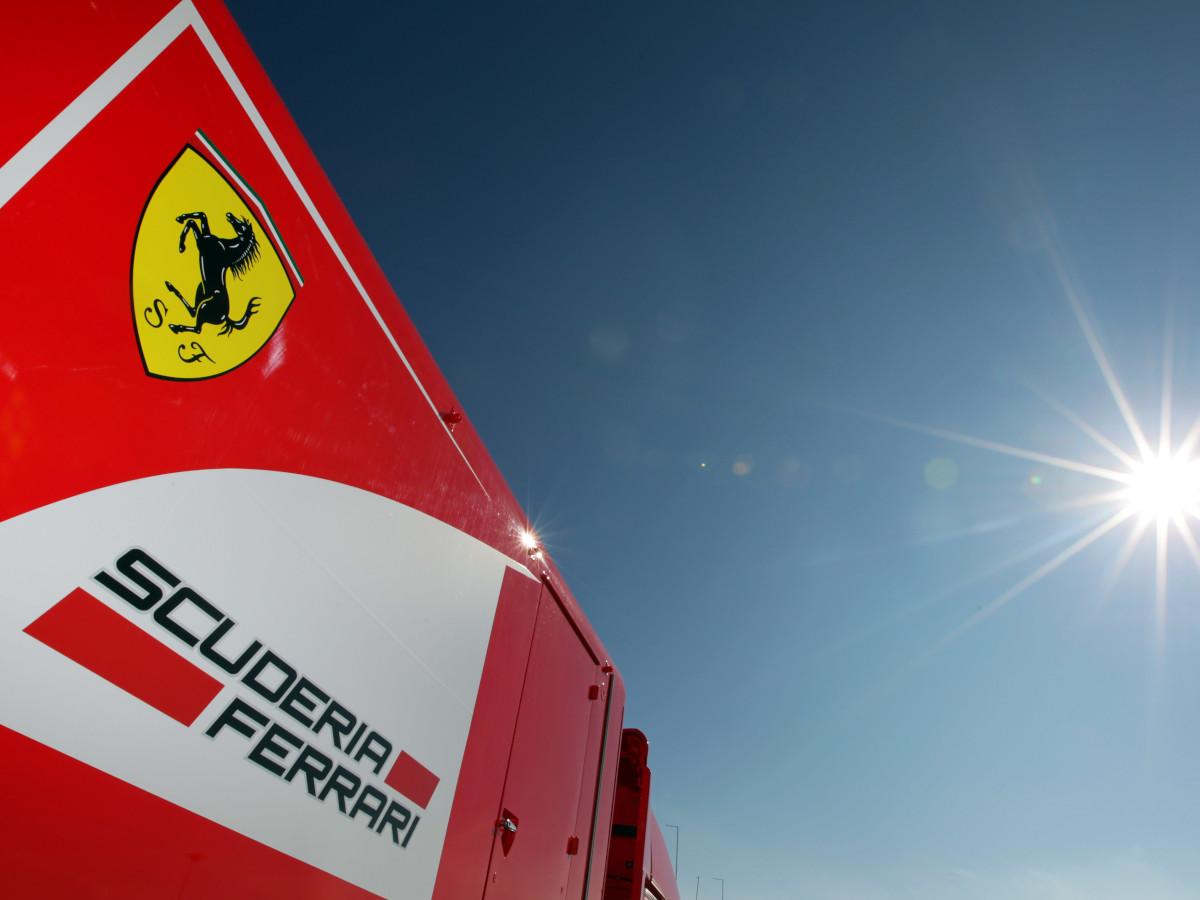 The Top 5 tracks for Ferrari