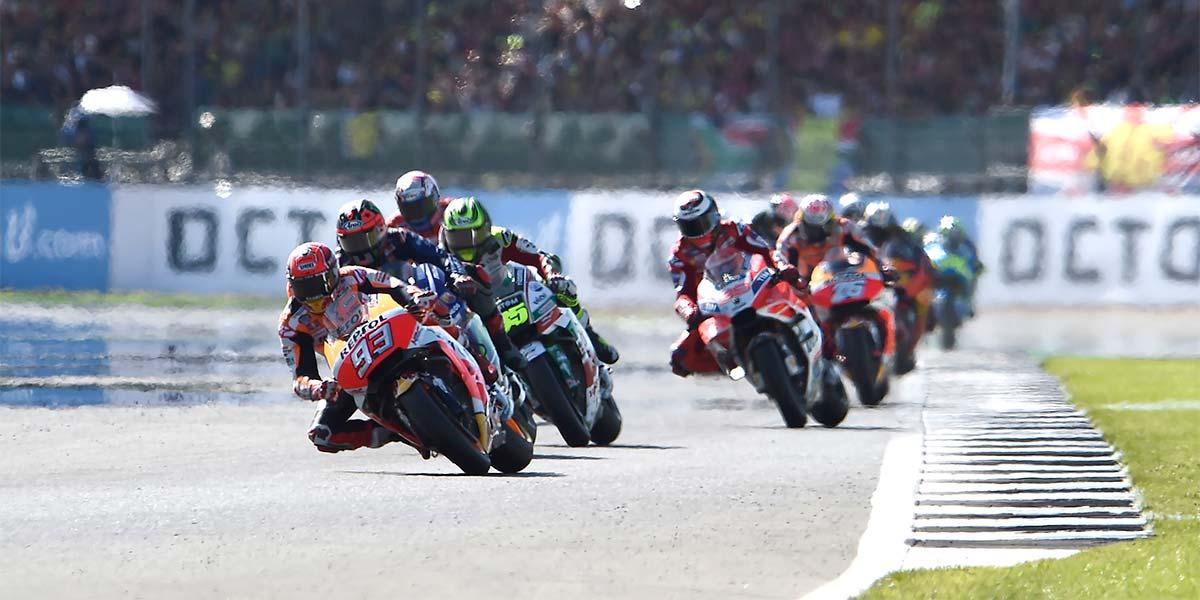 MotoGP Großer Preis von Großbritannien 2019 TICKETS - Stehplätze, Tribünen und VIP-Pakete